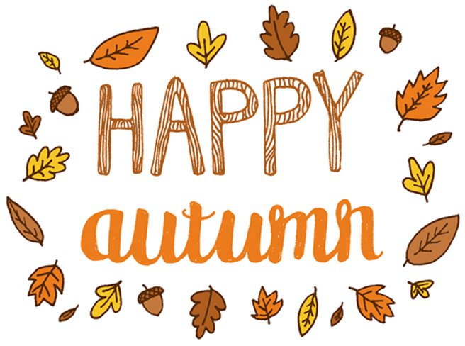 Cheers to cooler weather! Happy Autumn!