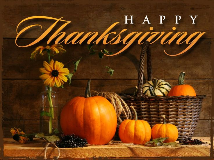 Happy Thanksgiving from all of us at Nicol Construction and Nicol Climate Control!