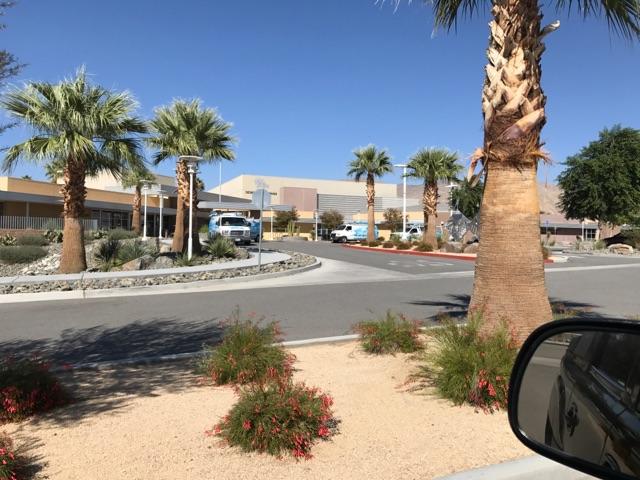 Keeping Desert Hot Springs Cool